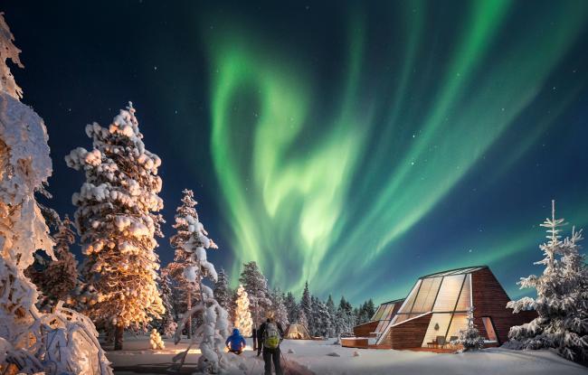 Приключения - Лапландия - необычные путешествия | ONE LIFE