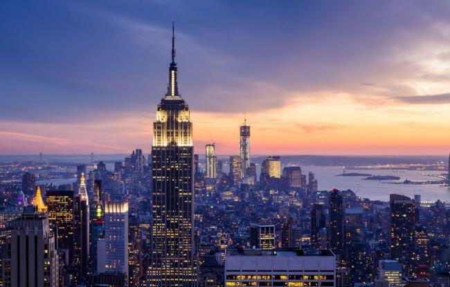 НЬЮ-ЙОРК, ВАШИНГТОН, БОСТОН и НИАГАРСКИЙ ВОДОПАД!