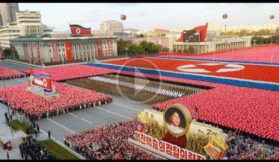 "Embedded thumbnail for ONE LIFE в Северной Корее. ТСН ""Тиждень"", телеканал 1+1"