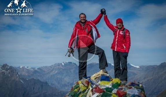 Embedded thumbnail for ONE LIFE Гималаи или Почему мы влюблены в горы