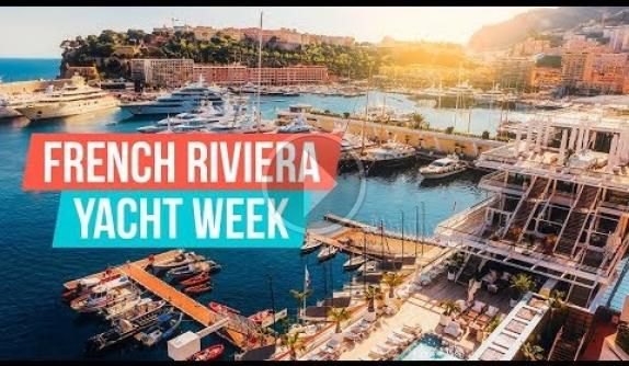 Embedded thumbnail for French Riviera Yacht Week 2018. FULL VIDEO