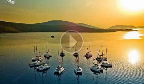 Embedded thumbnail for 30-th Anniversary ONE LIFE Yacht Week. Greece, May 2018. FULL VIDEO